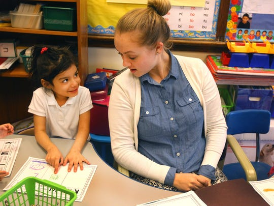 School 12's Spanish language immersion program is part of a socioeconomic integration pilot program intended to attract suburban students to city schools. Some of its activities should be open to Brighton students in fall of 2016.