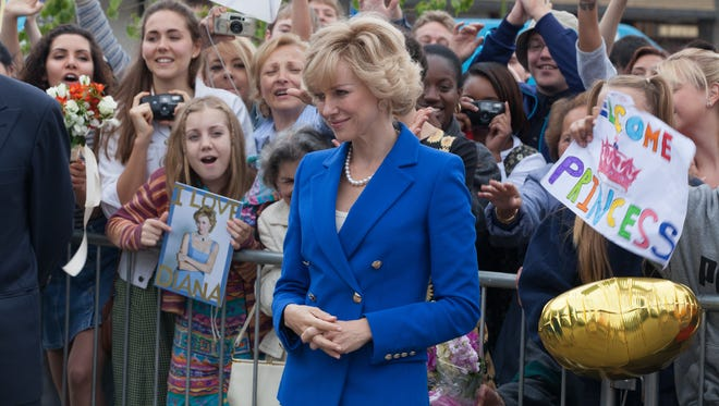 Naomi Watts stars as Diana, Princess of Wales, in 'Diana.'