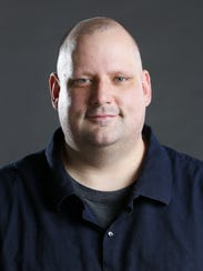 Daniel P. Finney, The Des Moines Register metro columnist