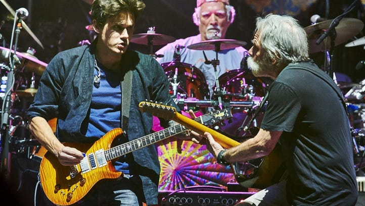 The Dead & Company will perform a concert in December