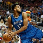 Towns leads group of 24 former Cats in NBA