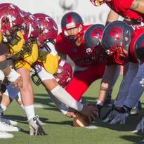 Dixie State will take part in the Rocky Mountain Athletic Conference Football Media Day August 1, in Colorado Springs.  DSU will open the season at home for the first two games of the year.