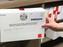 Wisconsin rape kits generate 560 DNA matches, half from new potential suspects