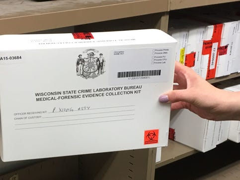 Wisconsin sexual assault suspect eludes charges again despite new rape kit evidence