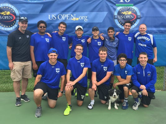 NV/Demarest boys tennis