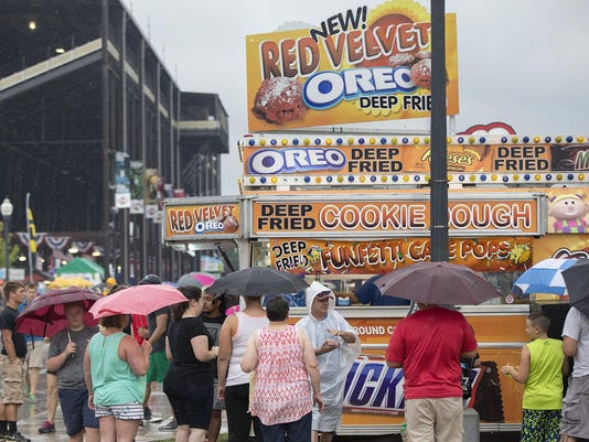When to get your free state fair ticket in the Courier & Press