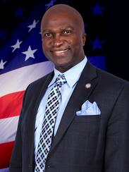 Plainfield Mayor Adrian Mapp