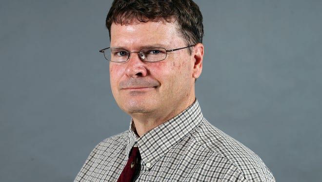 Daily News Journal reporter Scott Broden.