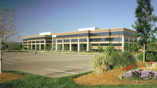 Four of the 14 buildings Duke Realty is selling in Nashville are at Creekside Crossing in the Maryland Farms office park in Brentwood.