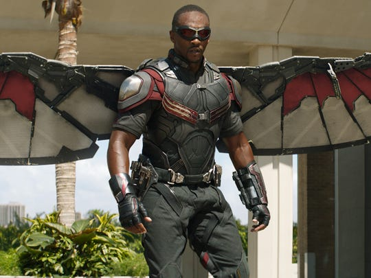 Mackie, who plays the high-flying hero Falcon, was shown as a candidate in an interview with Father about his thoughts on the Marvel film studio's superhero efforts to increase diversity.