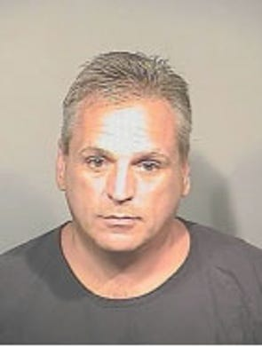 Arrested Aug. 12, 2014: John Datz, 48, of Cape Canaveral. Charge: Exposure of sexual organs.