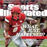Jackson to be on cover of Sports Illustrated