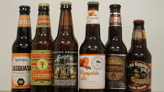 WisBrewView Pick 6: Fall flavors