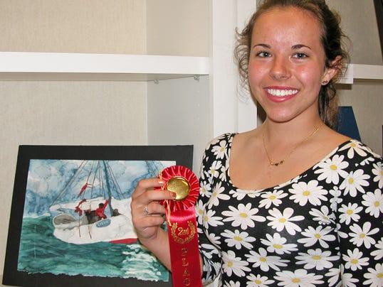 2nd place winner Tori Pearce, Veritas-sm.jpg