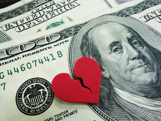 Broken Hearts The Divorce Capital Of Every State