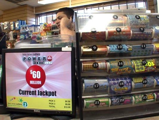 ASB 1207 Lottery Probe