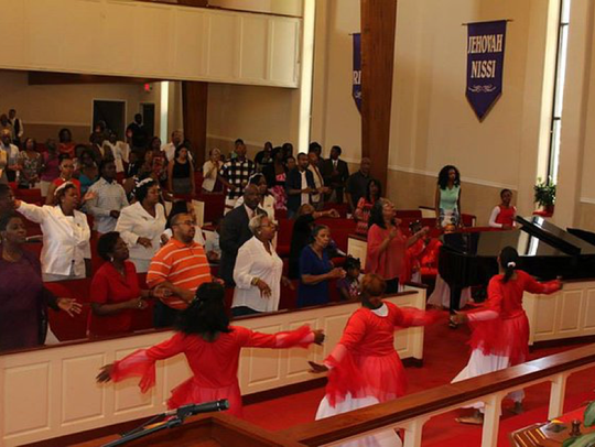 Mount Zion A.M.E. Church-New Brunswick is celebrating