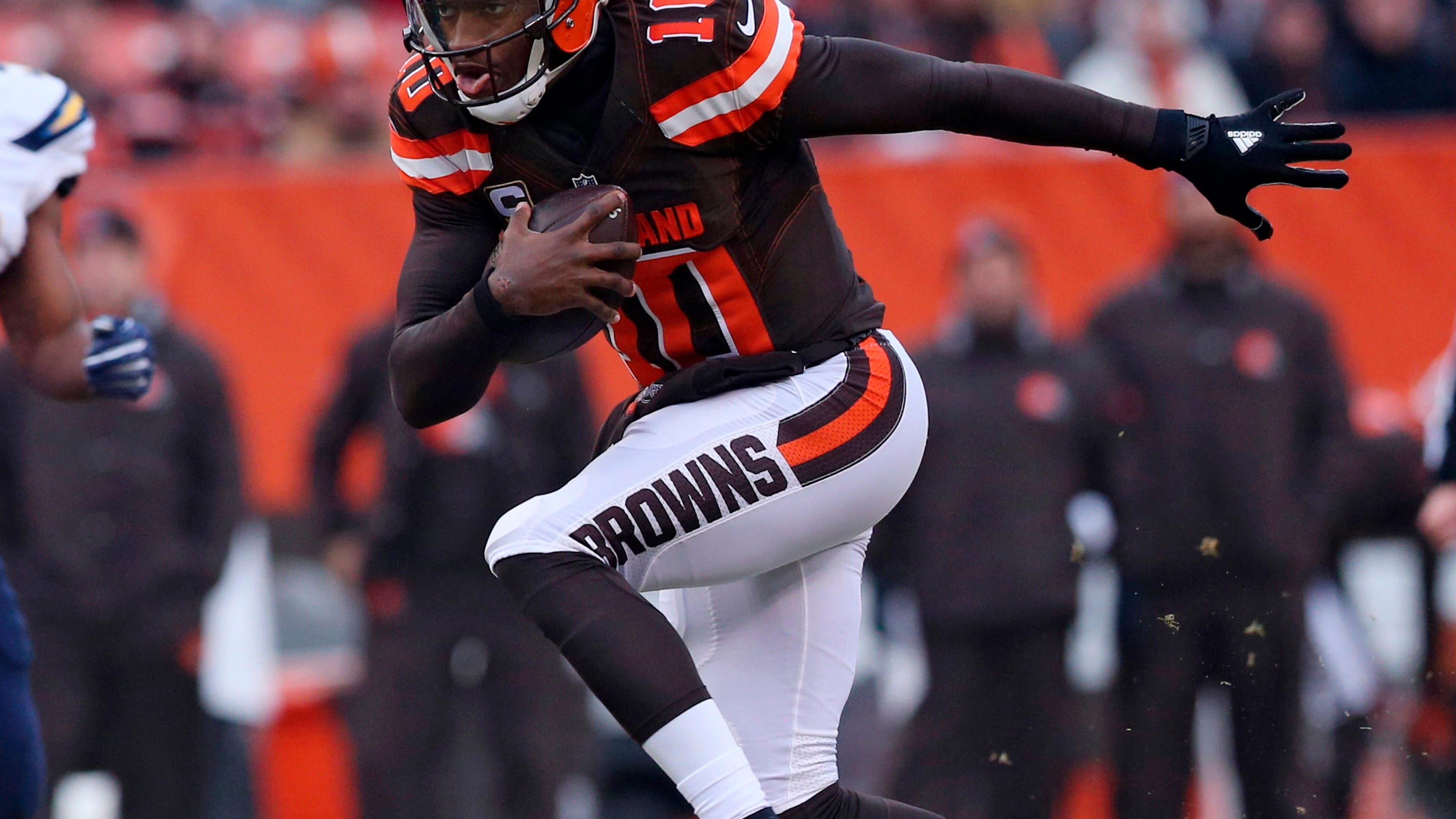 Robert griffin iii ravens reach agreement on 1 year deal platinumwayz