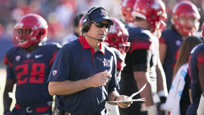 Arizona football coach Rich Rodriguez just picked up a commitment from a four-star QB.