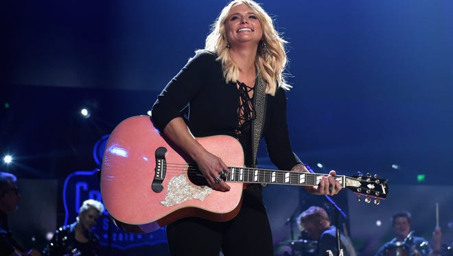 Miranda Lambert brings her Highway Vagabond Tour to the Resch Center on March 2.