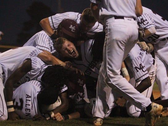 The Madison County baseball team beat Mayo Lafayette