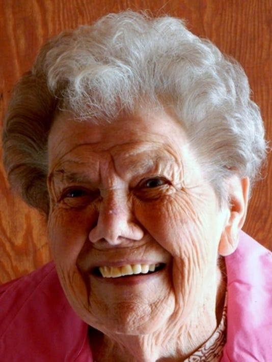 Birthdays: Mary Jane Mount