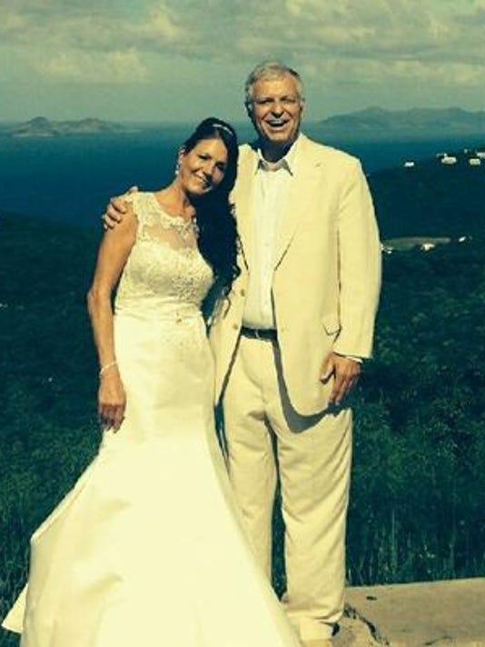 Weddings: Felder Wallace & Deborah Martin