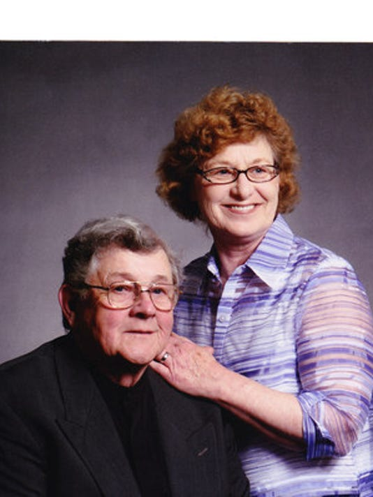Anniversaries: John Scheurer & marie Scheurer