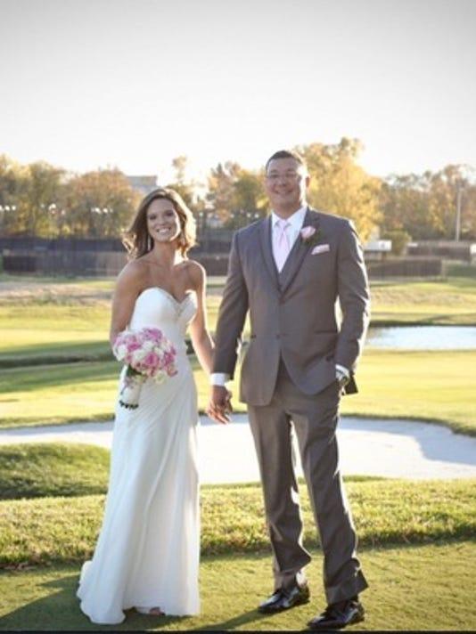 Weddings: Lindsey Ervin & Michael Muldoon, Jr.