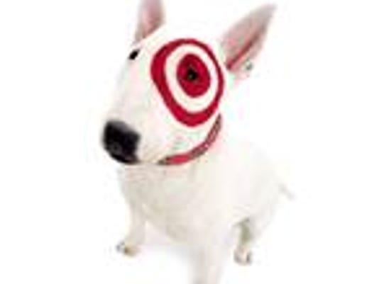 Target's Bullseye the terrier