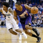 Phoenix Suns guard Brandon Knight is missed in lineup and Milwaukee