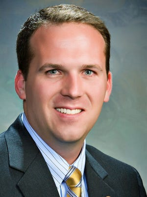 Arizona state Rep. Justin Olson.