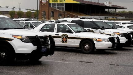 """Citizens who live in a community that has its own police force or that participates in a regional police force are paying twice. They pay for local police coverage, and they are also subsidizing """"free"""" state police coverage in half of the municipalities across Pennsylvania."""