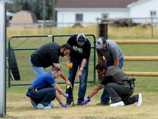 Police begin the investigation into the murder of Adam Petzack in August 2016. Petzack was reported missing earlier that year, and Brandon Lee Craft was eventually charged with homicide in the case.