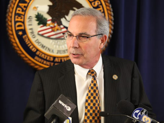 David Weiss, Acting U.S. Attorney for Delaware