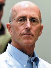 Lawyer Mark Mayfield appeared in court June 19, 2014,