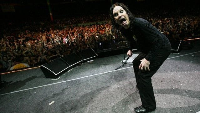Courtesy of Mark Weiss Ozzy Osbourne is among the headliners at the 2017 Louder Than Life festival in Louisville on Sept. 30 and Oct. 1. Ozzy Osbourne is among the headliners at the 2017 Louder Than Life festival in Louisville on Sept.30 and Oct. 1.