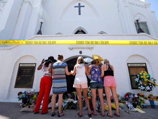 AP APTOPIX CHARLESTON SHOOTING A USA SC