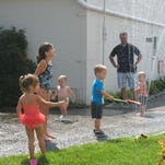 The Bethesda library will have Water Day at 10:30 a.m. Wednesday, Aug. 24, for toddlers from 18 to 35 months old.