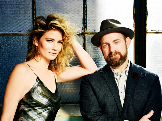 Sugarland's Jennifer Nettles and Kristian Bush put