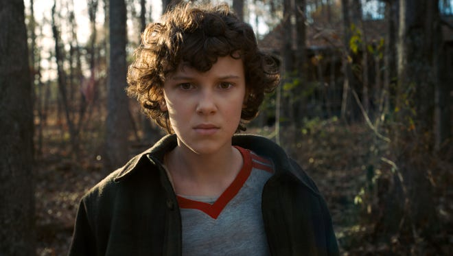 The stakes are higher for telekinetic heroine Eleven (Millie Bobby Brown), who returns in Season 2 with new curls and questions about her past.