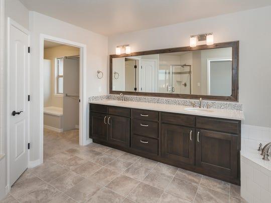 Modern Farm House Bathroom