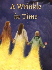 """""""A Wrinkle in Time"""" by Madeleine L'Engle"""
