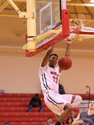 Marty Hill, a shooting guard from Northeast Community College, announced his commitment to the Evansville men's basketball team Sunday.