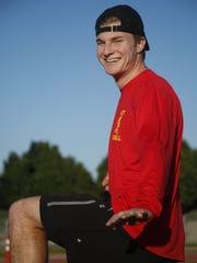 Palm Desert senior Brooks Stephenson is a member of the 2017 First Team All-Desert Sun football team.