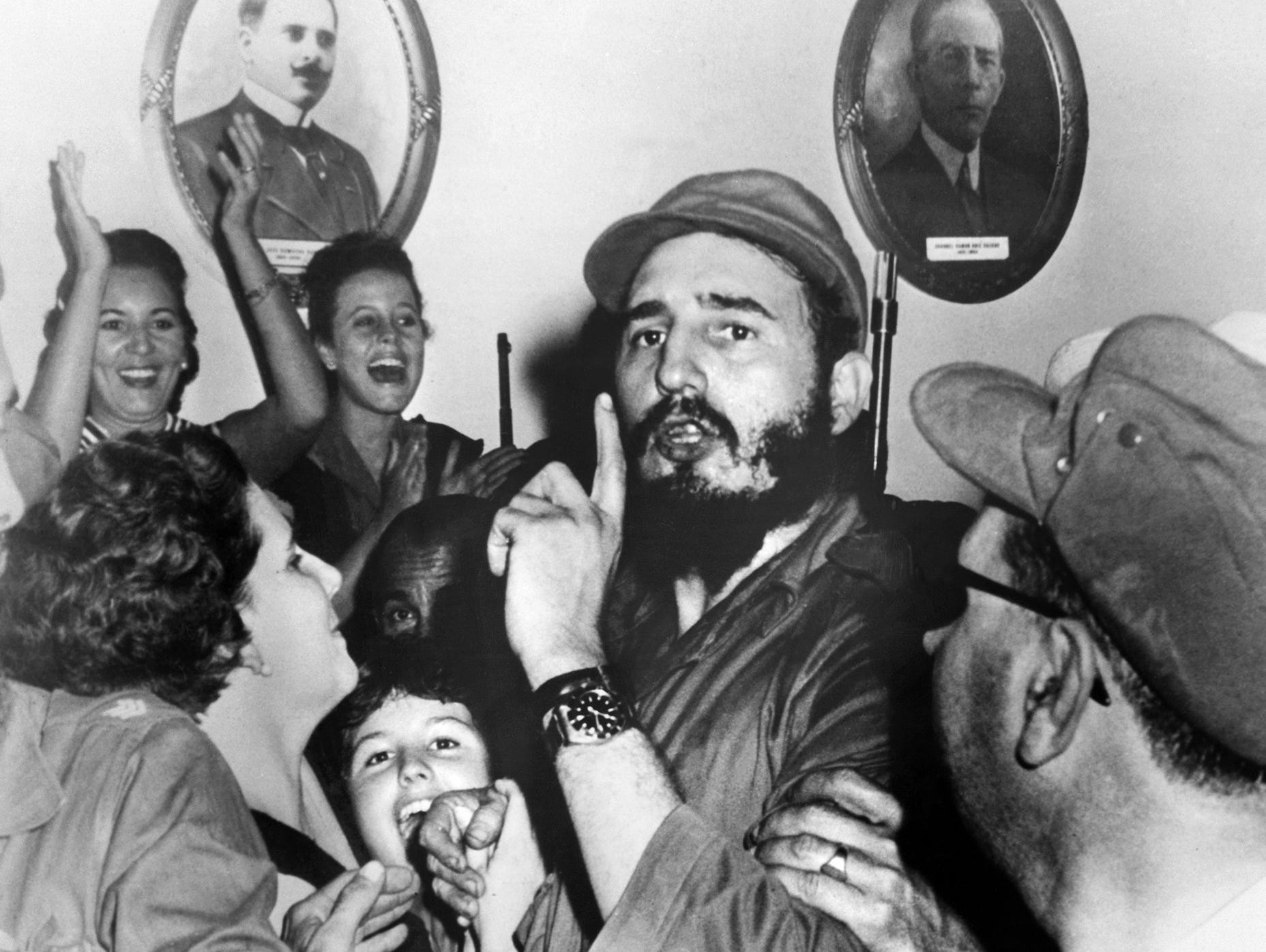 Fidel Castro, Elvis and the Beatles: The Ed Sullivan connection.