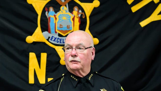 Broome County Sheriff David Harder, Binghamton High School class of 1962, is among the distinguished graduates being honored by the school this year.