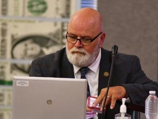 David Isnardi's attorney sent a letter to the Palm Bay's city manager and mayor, saying that Isnardi is interested in being reinstated as deputy city manager.
