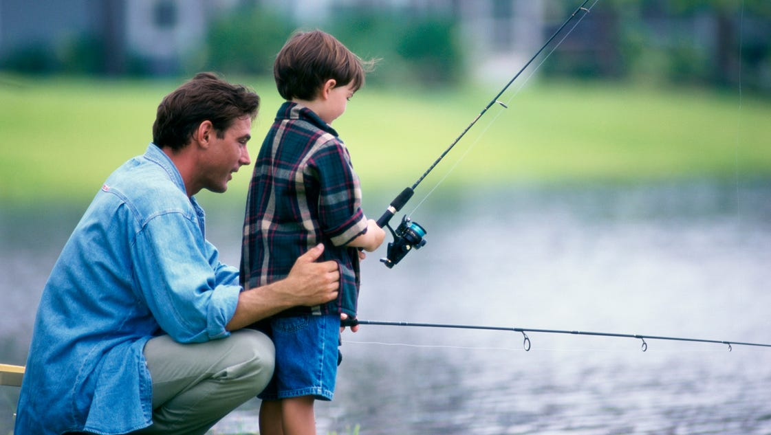 Fish for free in nys on veterans day for Free fishing license ny