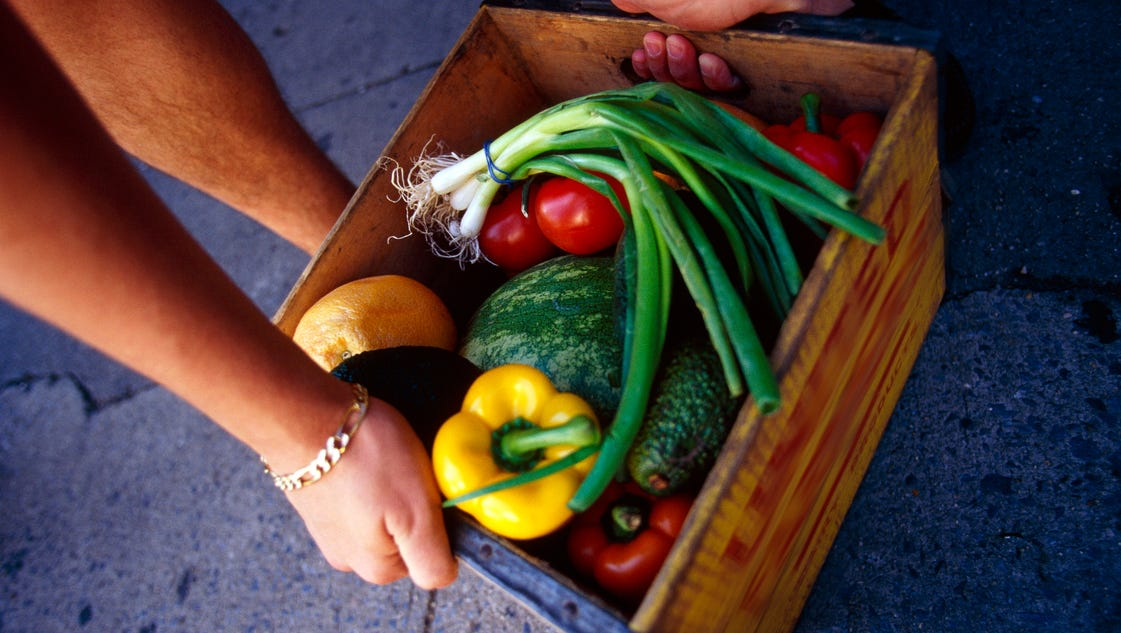 phoenix area food banks offer healthier and customized options